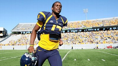 geno smith - black football quarterbacks