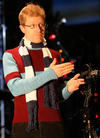 ginger actor - anthony rapp