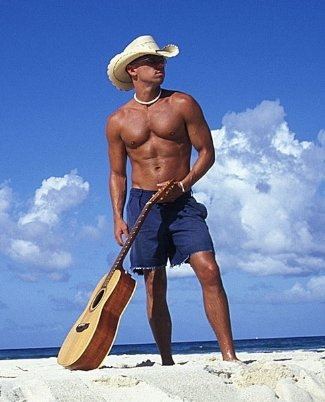 kenney chesney washboard abs
