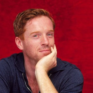 male actors with ginger hair - damian lewis