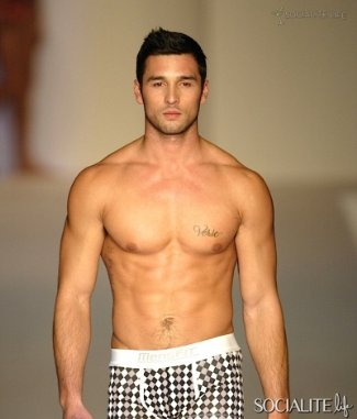mensfit male underwear model - 2010 Rosemount Sydney Fashion