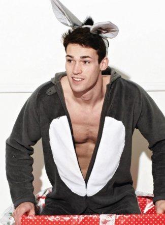 nick mcglinchey - male model from scotland