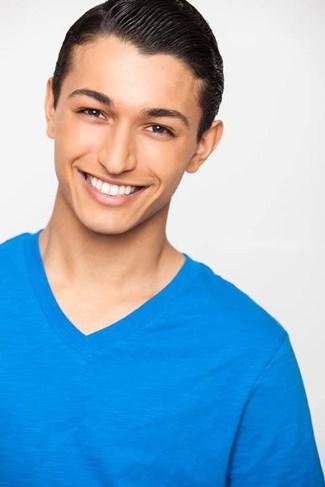 paul karmiryan - v neck shirt - is he gay