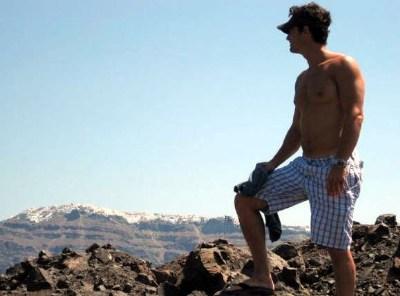 rob marciano shirtless 2013