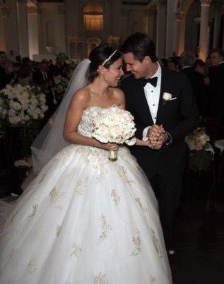 robbie amell italia ricci wedding