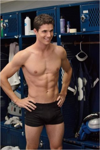 robbie amell underwear boxer briefs the duff