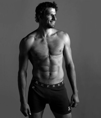 ryan kesler underwear - American professional ice hockey center for the Vancouver Canucks