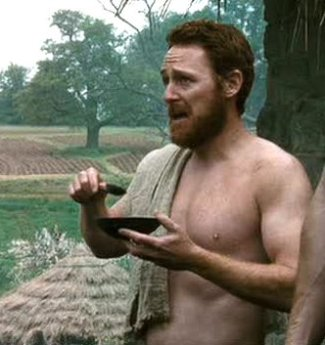 famous ginger men shirtless scott grimes robin hood