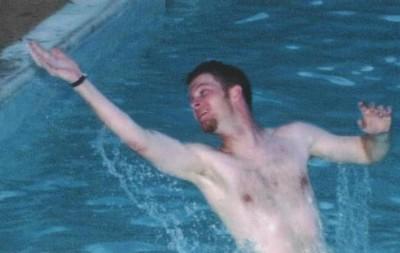 shirtless dale earnhardt jr - nascar driver