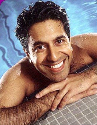 shirtless sanjay gupta