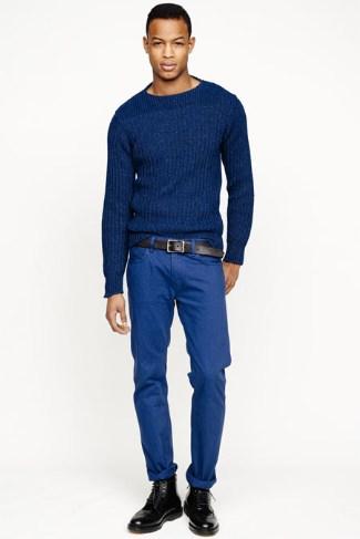 skinny jeans for men 2013 - jcrew - nyfw fw 2013-14