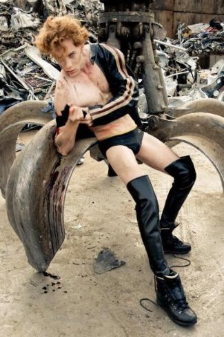 swiss male models underwear - fabian pfenninger