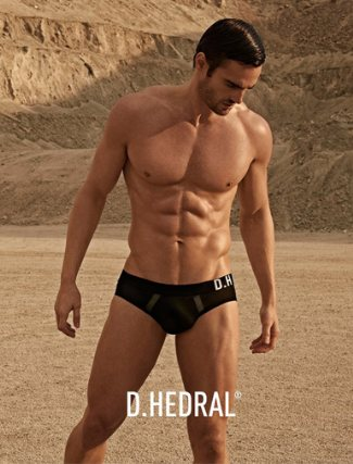 thom evans - rugby player turned model