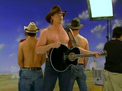 trace adkins shirtless