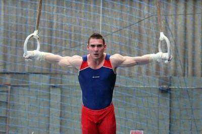 arthur zanetti - brazilian olympic medalist gold in rings