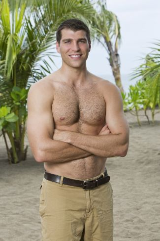 dr john cody shirtless survivor hunk