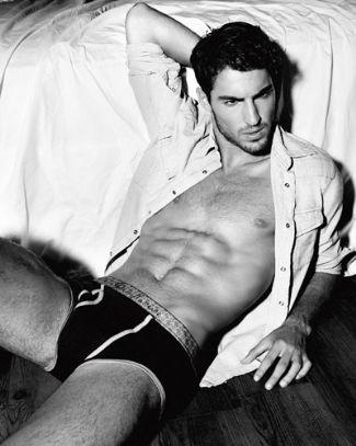 guess male underwear model antonio navas