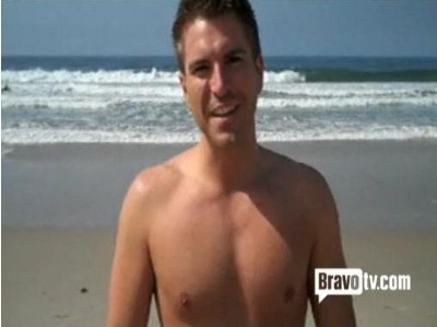 Chris Crary Shirtless Top Chef