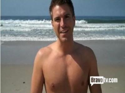Chris Crary Shirtless Top Chef