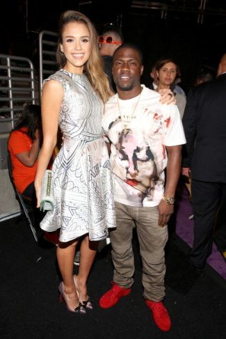 Kevin Hart and Christian Louboutin Louis Junior Sp Veau Velours Sneakers