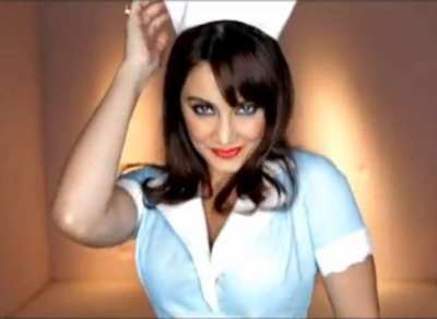 Minissha Lamba as nurse in video we go crazy - bheja fry 2