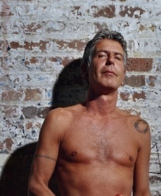 Shirtless_Anthony_Bourdain