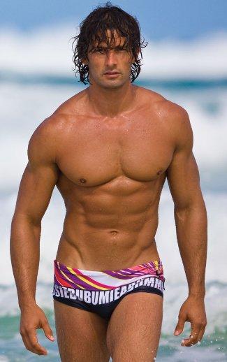 Tim Robards aussiebum swimwear for men