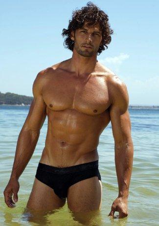 Tim Robards - bikini underwear 2xist