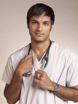 arjun gupta - naughty male nurse on nurse jackie