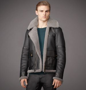 belstaff royce bomber leather jacket