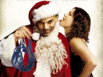 billy bob thornton as bad santa