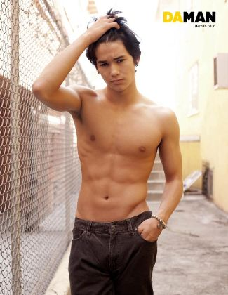 young guys with washboard abs booboo stewart