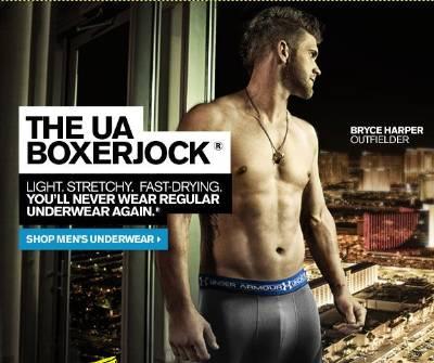 bryce harper underwear by underarmour