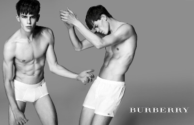 burberry mens underwear - boxers and boxer briefs