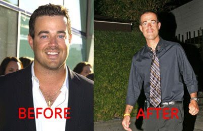 carson daly before and after weight loss