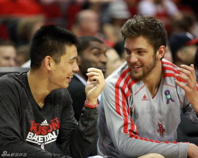 chandler parsons gay for jeremy lin