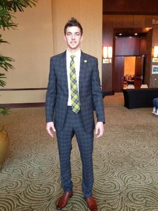 chandler parsons plaid suit
