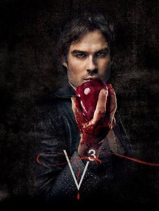 damon salvatore leather jacket - vampire diaries
