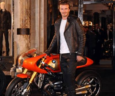 david beckham belstaff leather jacket