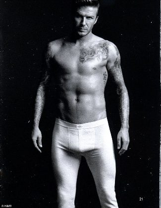 david beckham long johns for hm