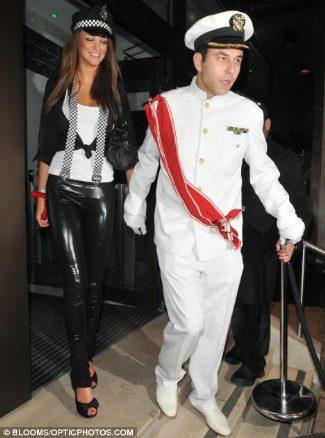 david walliams hot sailor halloween costume