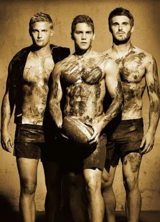 dieux du stade - 2014 gods of football calendar