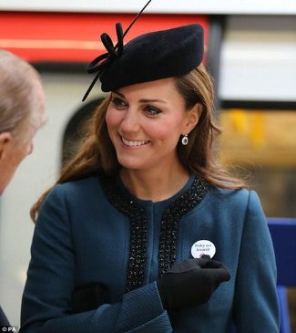 duchess catherine hat - Whiteley Neat Beret With Spike Feather