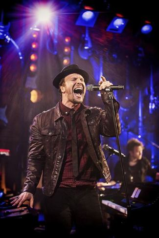 gavin degraw leather jacket