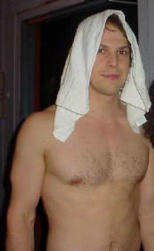 gavin degraw shirtless body