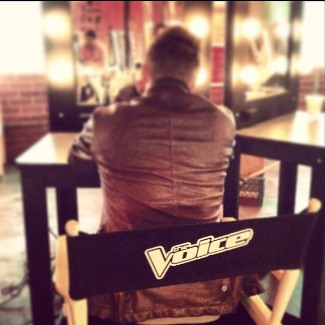 george horga the voice audition
