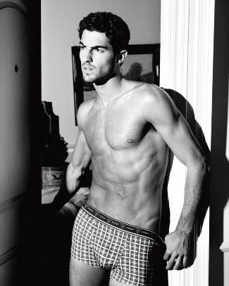 guess mens underwear model - antonio navas