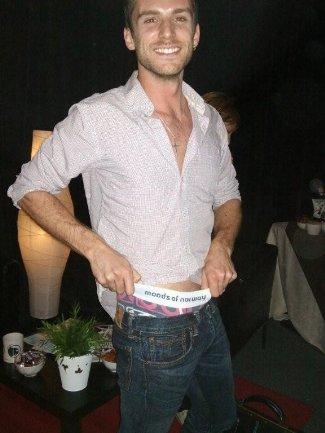 guy berryman underwear