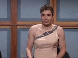 jimmy fallon as hilary swank