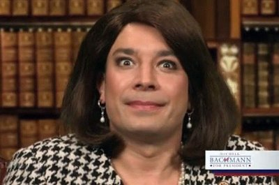 jimmy fallon as michelle bachman